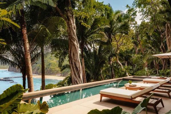 Villa Jaguar ©One&Only Mandarina, Mexico