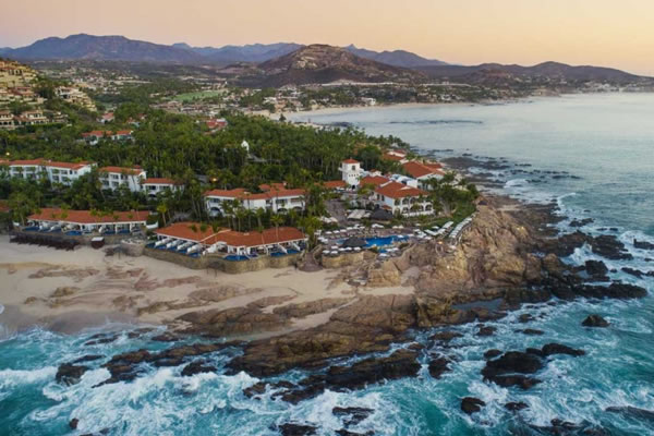 Aerial view ©One&Only Palmilla, Los Cabos