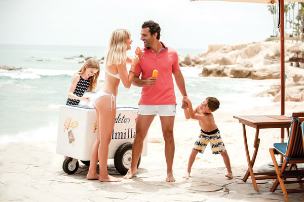 Ice Cream on the Beach ©One&Only Palmilla, Los Cabos