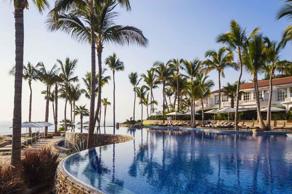 Family Pool ©One&Only Palmilla, Los Cabos