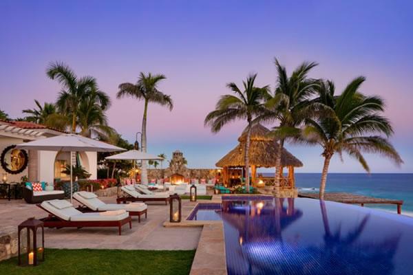 Villa Cortez ©One&Only Palmilla, Los Cabos