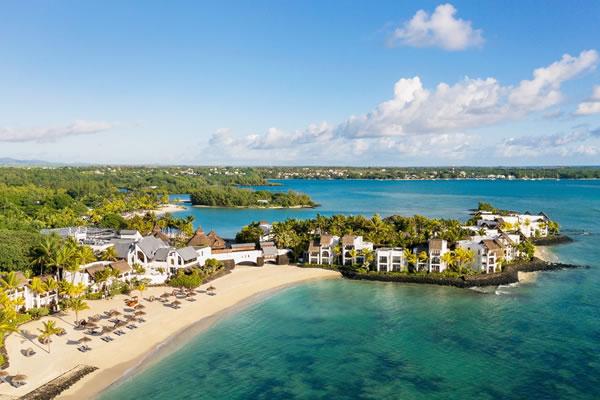 Aerial ©Shangri-La's Le Touessrok Resort and Spa Mauritius