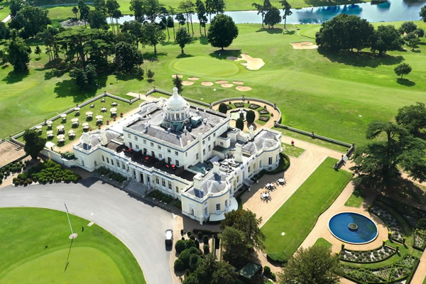 School Holiday Offer at Stoke Park, Buckinghamshire