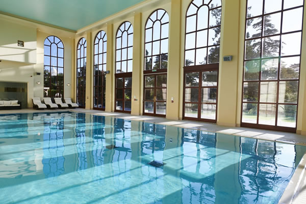 Indoor Swimming Pool ©Stoke Park