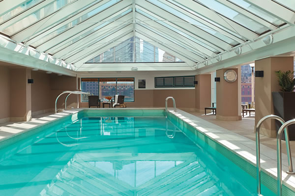 Indoor Pool ©The Langham, Melbourne