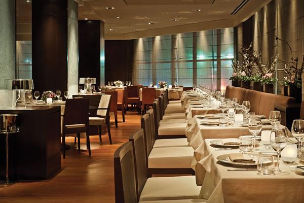 Ai Fiori Restaurant ©The Langham New York, Fifth Avenue