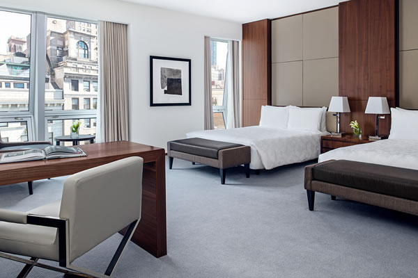 Family Room ©The Langham New York, Fifth Avenue