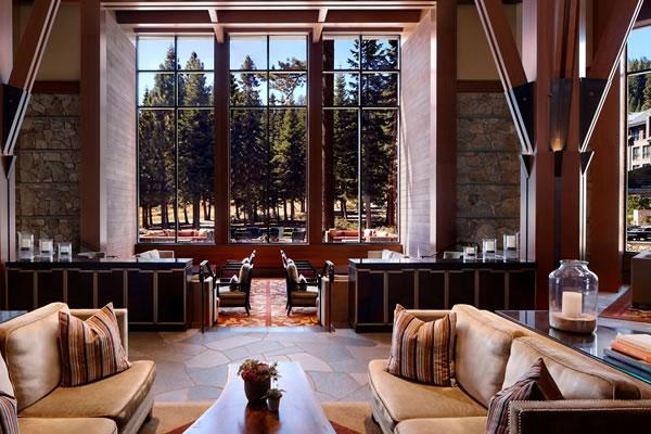 Living Room ®The Ritz-Carlton, Lake Tahoe