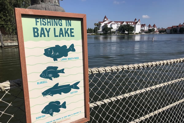 Bay Lake ©Walt Disney World® Resort
