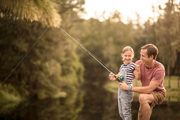 Fishing Excursions at Walt Disney World® Resort