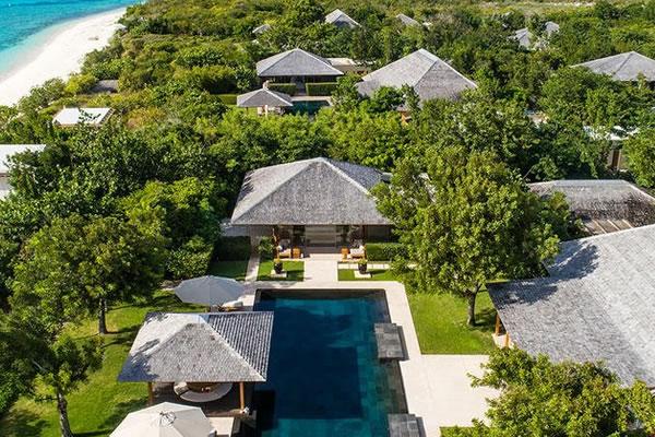 Six Bedroom Villa ©Amanyara, Turks & Caicos Islands