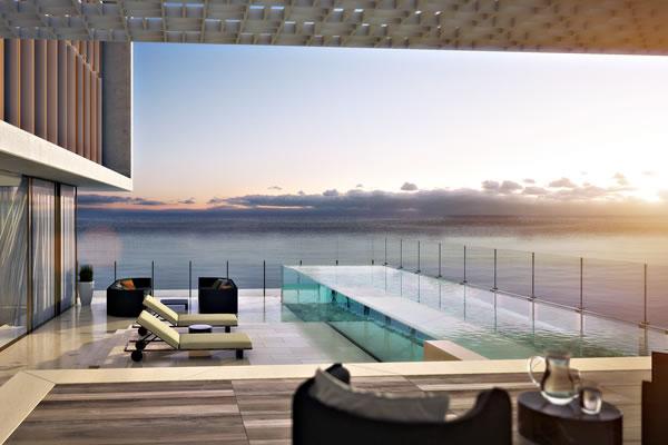 Sky Pool Suite with Private Pool ©Atlantis The Royal, Dubai