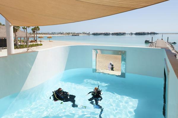 Diving ©Banana Island Resort Doha by Anantara