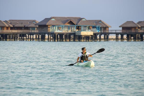 Kayak ©Banana Island Resort Doha by Anantara