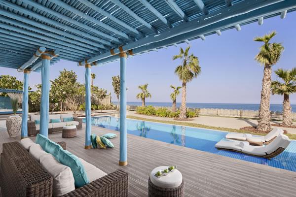 Three Bedroom Pool Villa ©Banana Island Resort Doha by Anantara