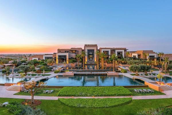 Resort View ©Fairmont Royal Palm Marrakech