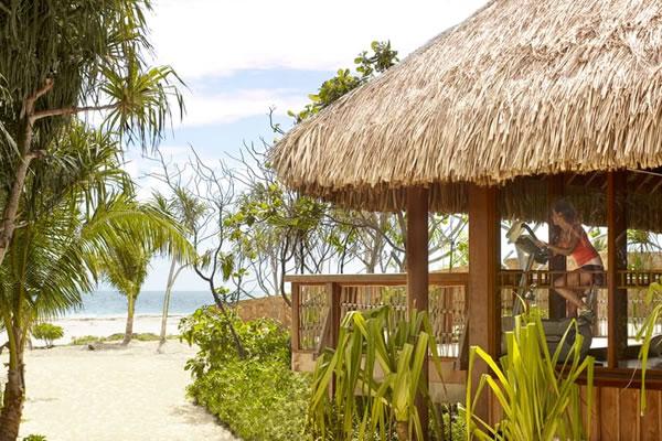 Staying Fit ©Four Seasons Resort Bora Bora