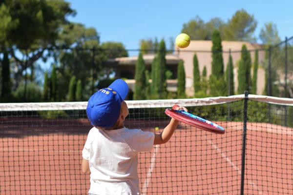 Kids Tennis Summer Camp ©Four Seasons Resort Marrakech