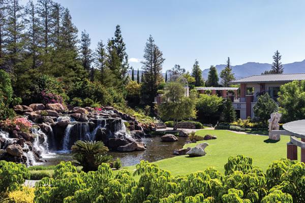 Garden ©Four Seasons Hotel Westlake Village