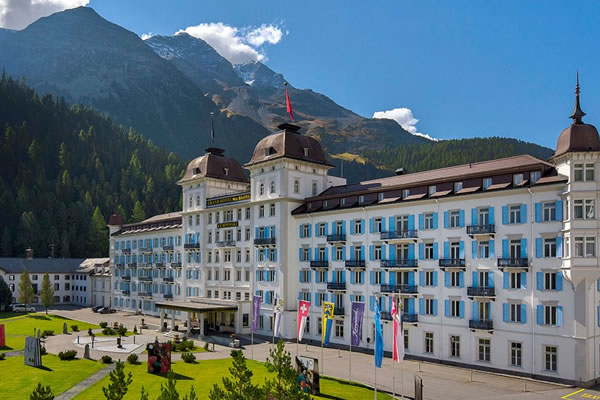 Here's Why You Should Take Your Family To The Most Glamourous Alpine Resort in St. Moritz