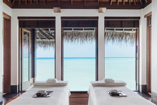 Spa - Double Treatment Room ©One&Only Reethi Rah, Maldives