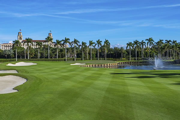 Golf Course ©The Breakers, Palm Beach