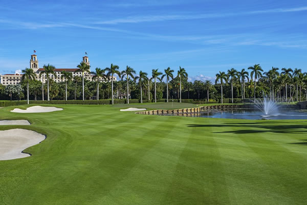 Kids Learn To Play Golf & Tennis This Summer At Luxury Palm Beach Resort