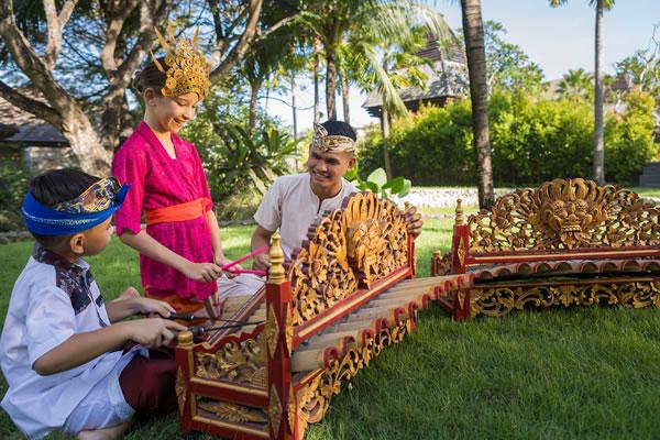 Balinese Music ©The Ritz-Carlton, Bali