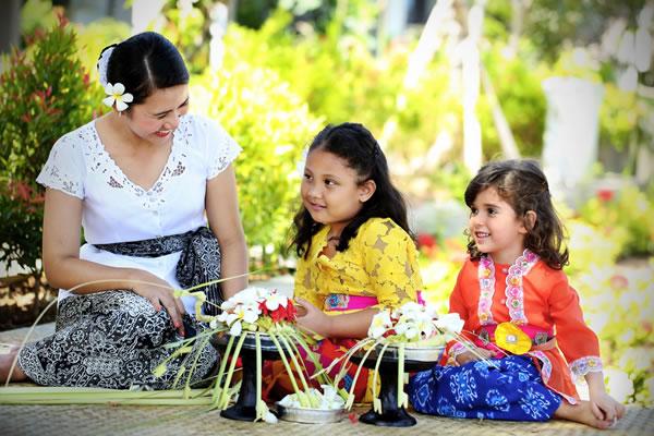 Ritz Kids Activities ©The Ritz-Carlton, Bali