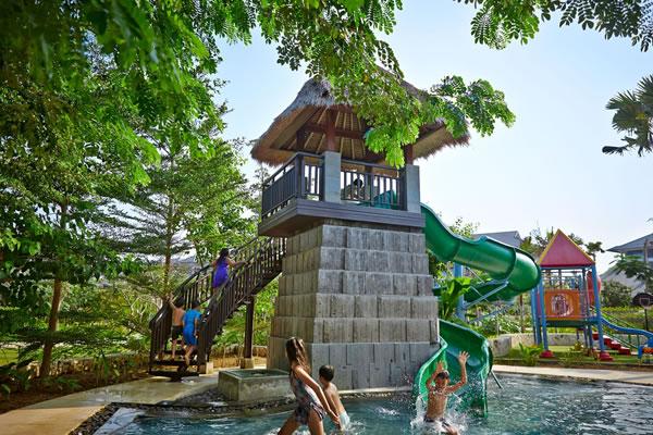 Swim & Slide ©The Ritz-Carlton, Bali