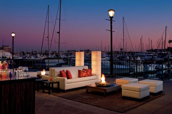 Terrace ©The Ritz-Carlton, Marina del Rey