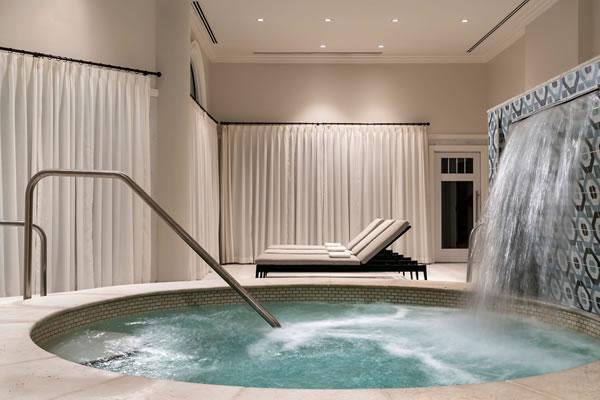 Spa Pool ©The Ritz-Carlton, Naples