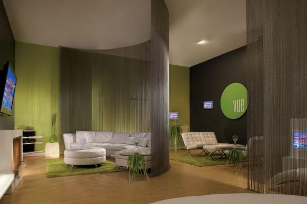 VUE gamers lounge ©The Ritz-Carlton, Naples