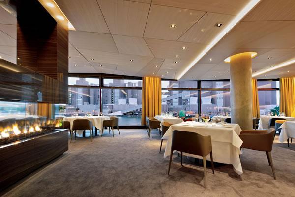 Terra Restaurant ©The Ritz-Carlton, Wolfsburg