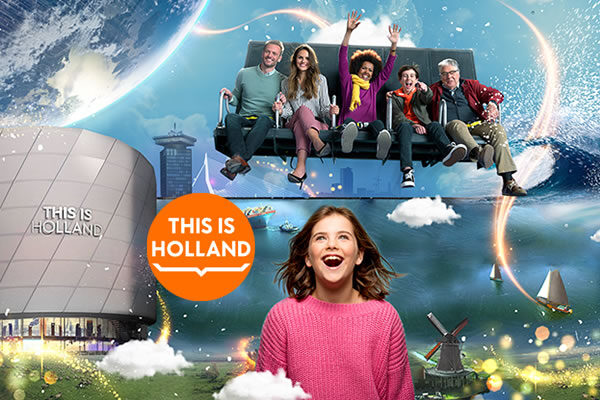 ©This is Holland 5-d Flight Experience