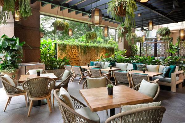 Garden@One-Ninety ©Four Seasons Hotel Singapore
