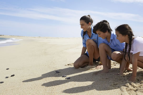 Kids For All Seasons Program ©Four Seasons Resort Los Cabos at Costa Palmas™️