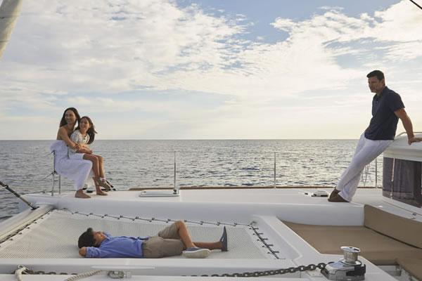 Sailing the East Cape ©Four Seasons Resort Los Cabos at Costa Palmas™️