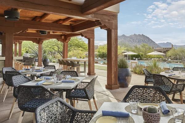 Saguaro Blossom ©Four Seasons Resort Scottsdale at Troon North