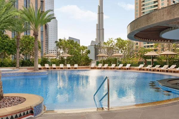 ikandy Pool ©Shangri-La Hotel, Dubai