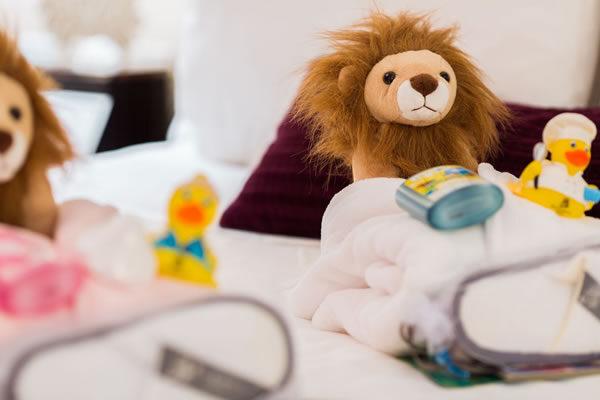 Ritz Kids Amenities ©The Ritz-Carlton, Doha