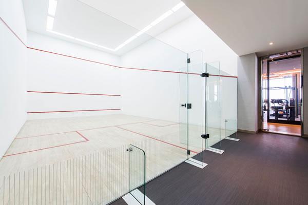 Squash Court ©The Ritz-Carlton, Doha