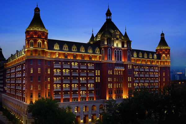 Majestic Façade  ©The Ritz-Carlton, Tianjin