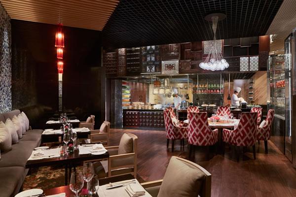 Open Kitchen at Zest  ©The Ritz-Carlton, Tianjin