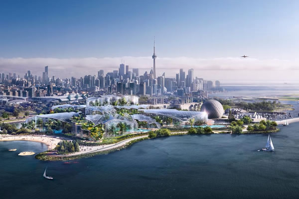 Celebrate the Outdoors in Toronto with New-to-Build Family-Friendly Waterfront Experiences