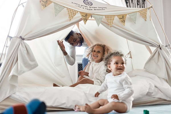 In-Room Tent ©Hotel D'Angleterre Copenhagen