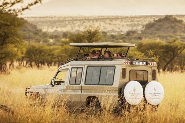 Game Drive ©Four Seasons Safari Lodge Serengeti