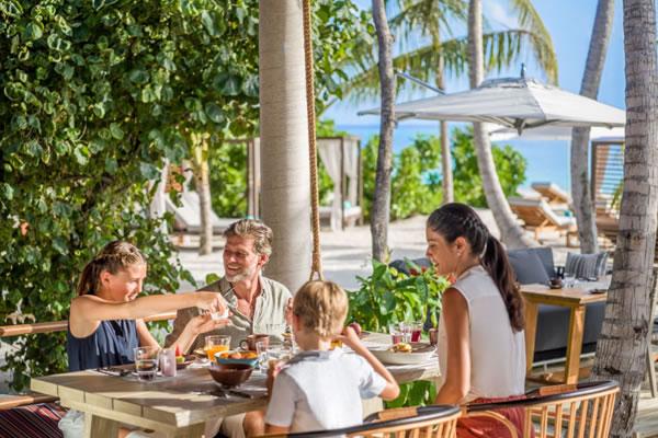 Family Dining ©InterContinental Maldives
