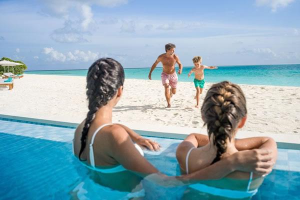 Family Time ©InterContinental Maldives