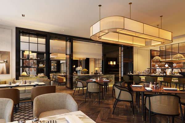 Restaurant ©Rosewood Villa Magna